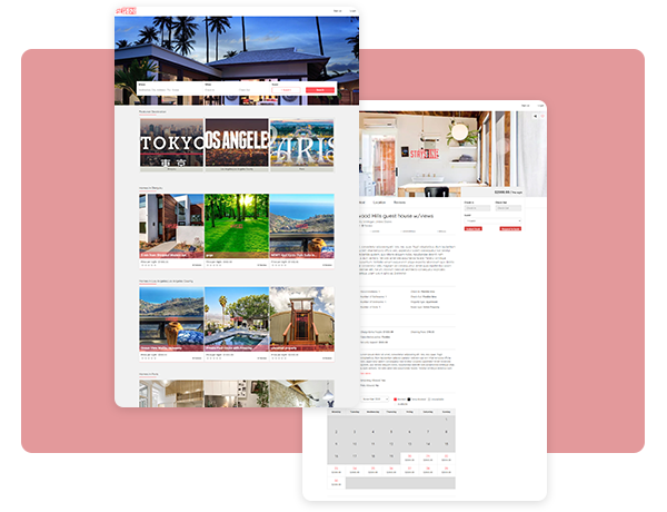 Staysbnb- Vacation rental business