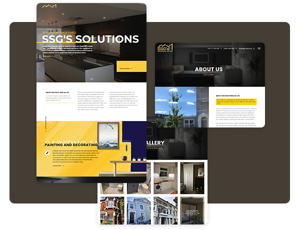 SSG's Solution- Renovate your home