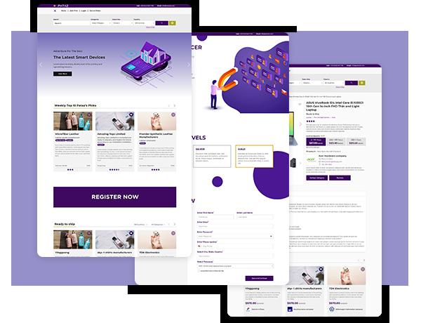 Pataz- Online shopping platform