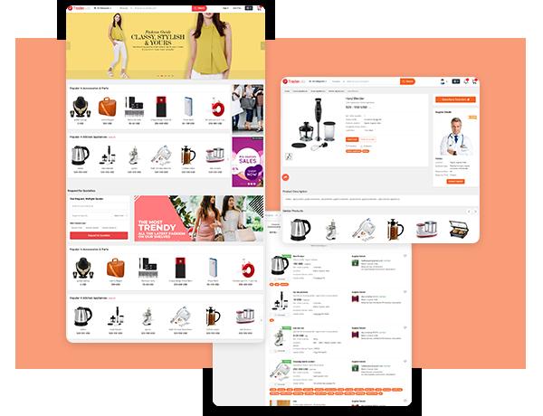 Tradervilla- B2B marketplace