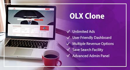 - OLX Clone