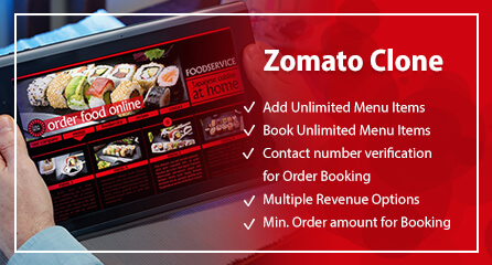 Food Ordering and Delivery Script PHP, Online Food Ordering